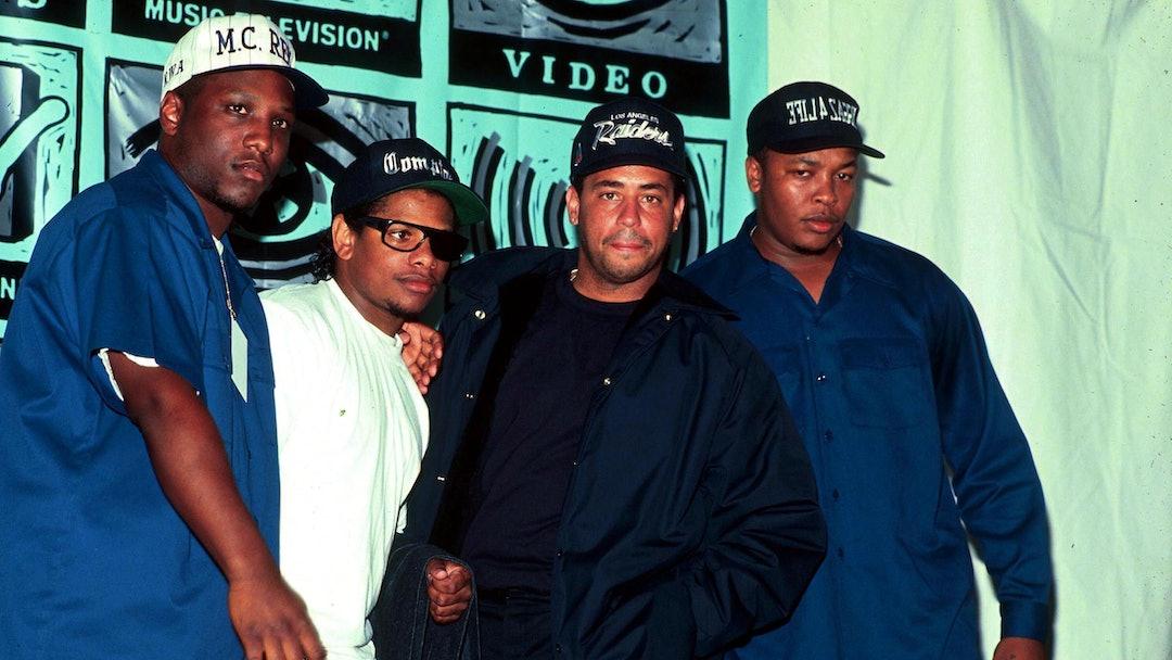 1991 N.W.A.