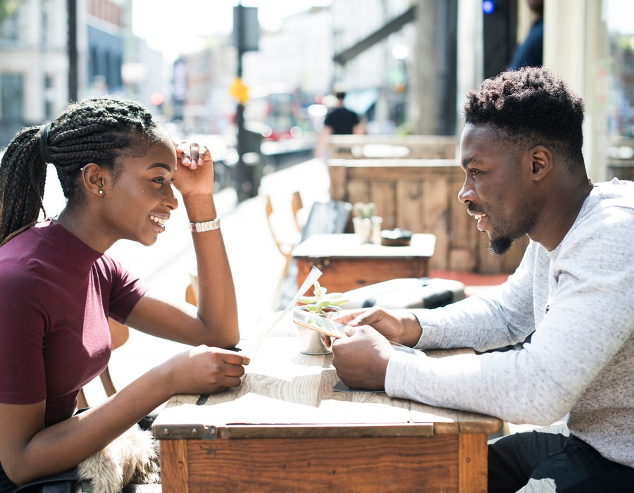 If you didn't feel a physical attraction on a first date, experts advise giving it a second chance —...