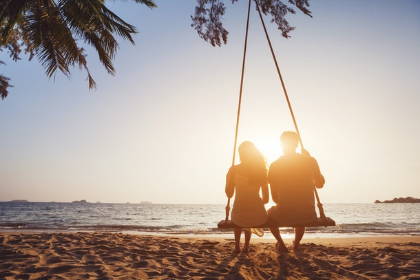 Meeting someone while on vacation is more common than you may think.