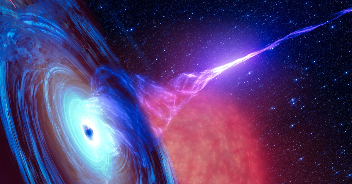 A black hole and neutron star collision observed by scientists could be a major scientific discovery