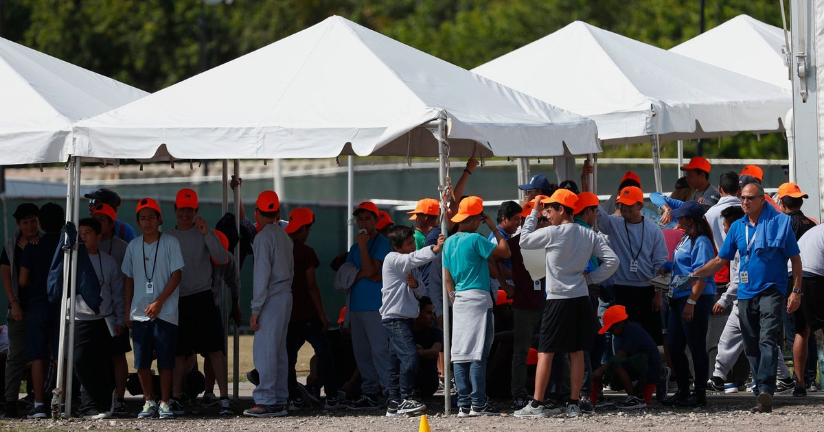New Trump immigration regulation would allow for the indefinite detention of migrant children