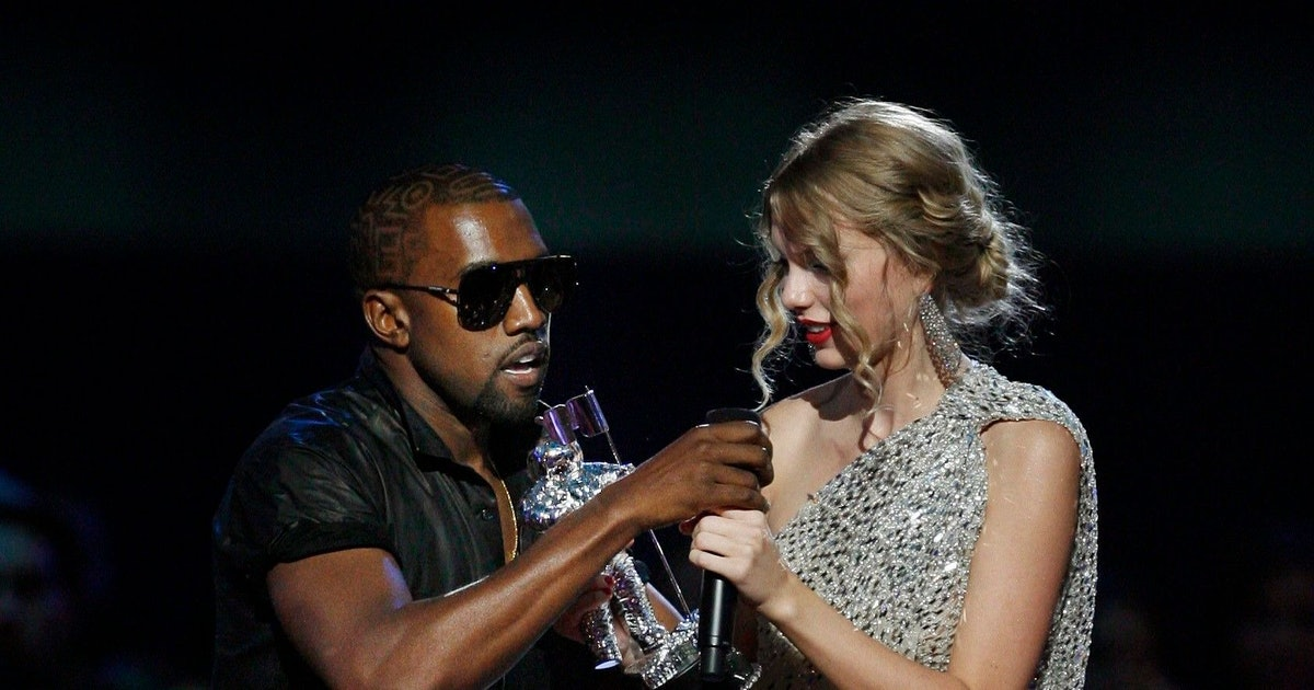 The inside story of Kanye West and Taylor Swift's infamous VMA showdown