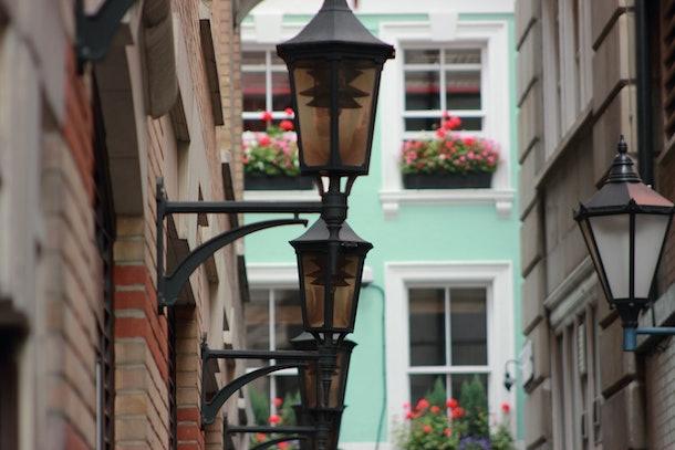 London Soho Candelabra