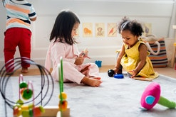 Kids getting sick from day care is totally normal, experts say.