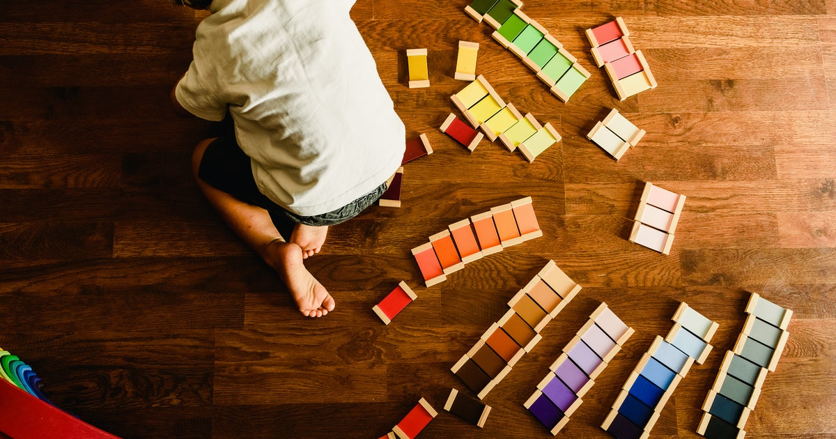 5 Maria Montessori Lessons That've Already Helped Me Raise My Child