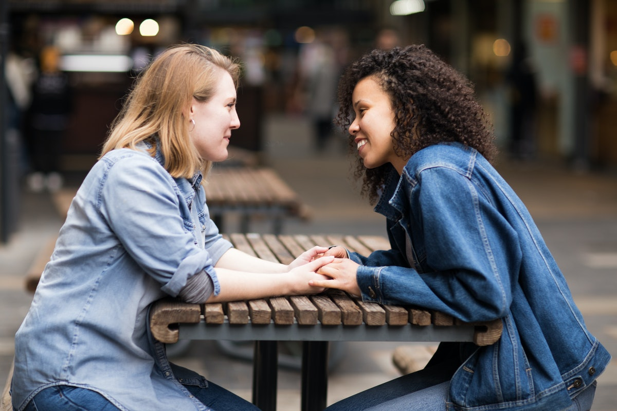Asking your partner questions is an important way to get to know each other.