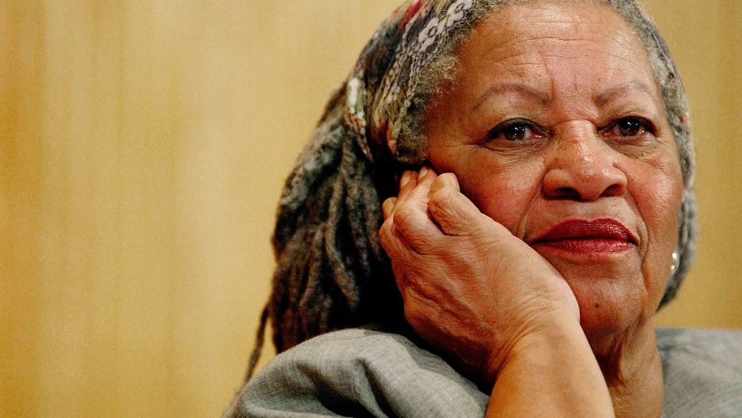 TONI MORRISON. Author Toni Morrison listens to Mexicos Carlos Monsivais during the Julio Cortazar professorship conference at the Guadalajara's University in Guadalajara City, Mexico. The Nobel Prize-winning author has died. Publisher Alfred A. Knopf says Morrison died at Montefiore Medical Center in New York. She was 88