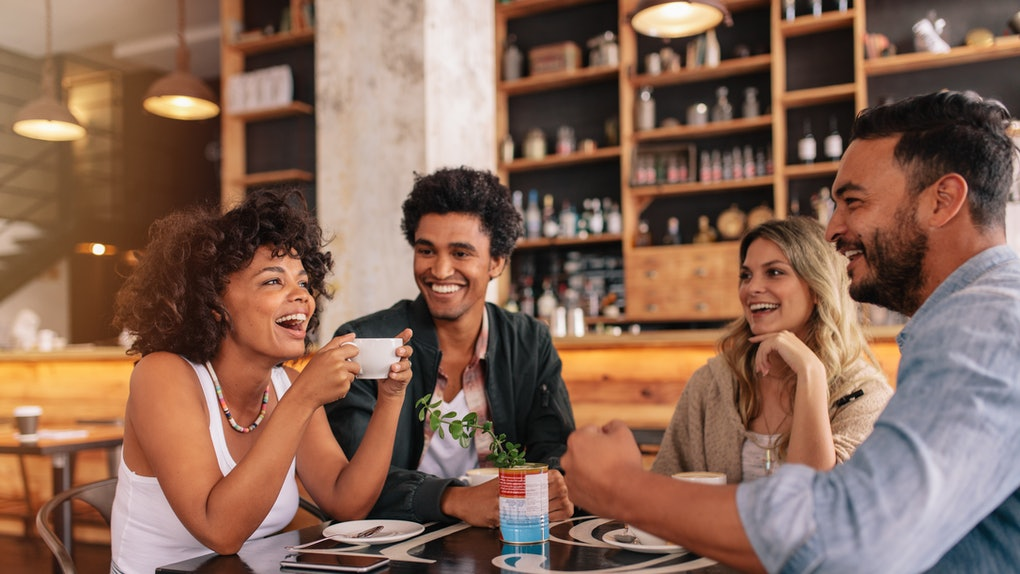 To improve friendships, you must nourish them regularly.