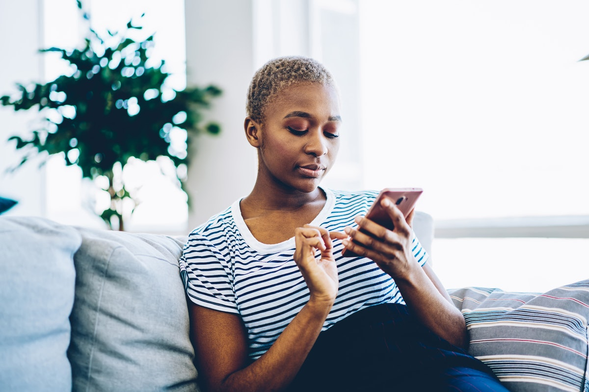 Waiting to text him back can create insecurity or lead to obsession.