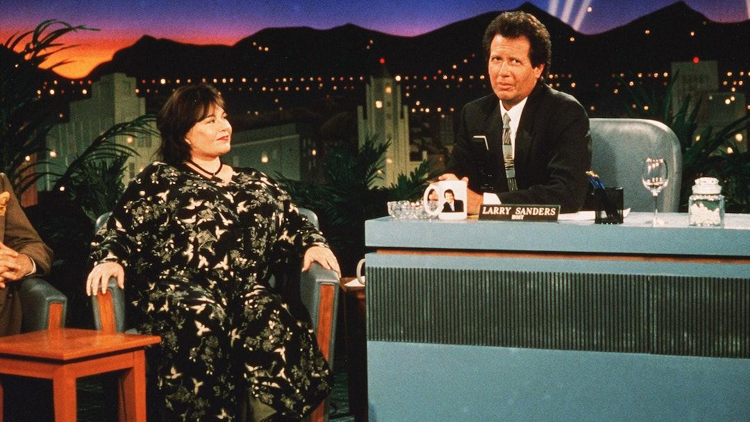 Roseanne, Garry Shandling