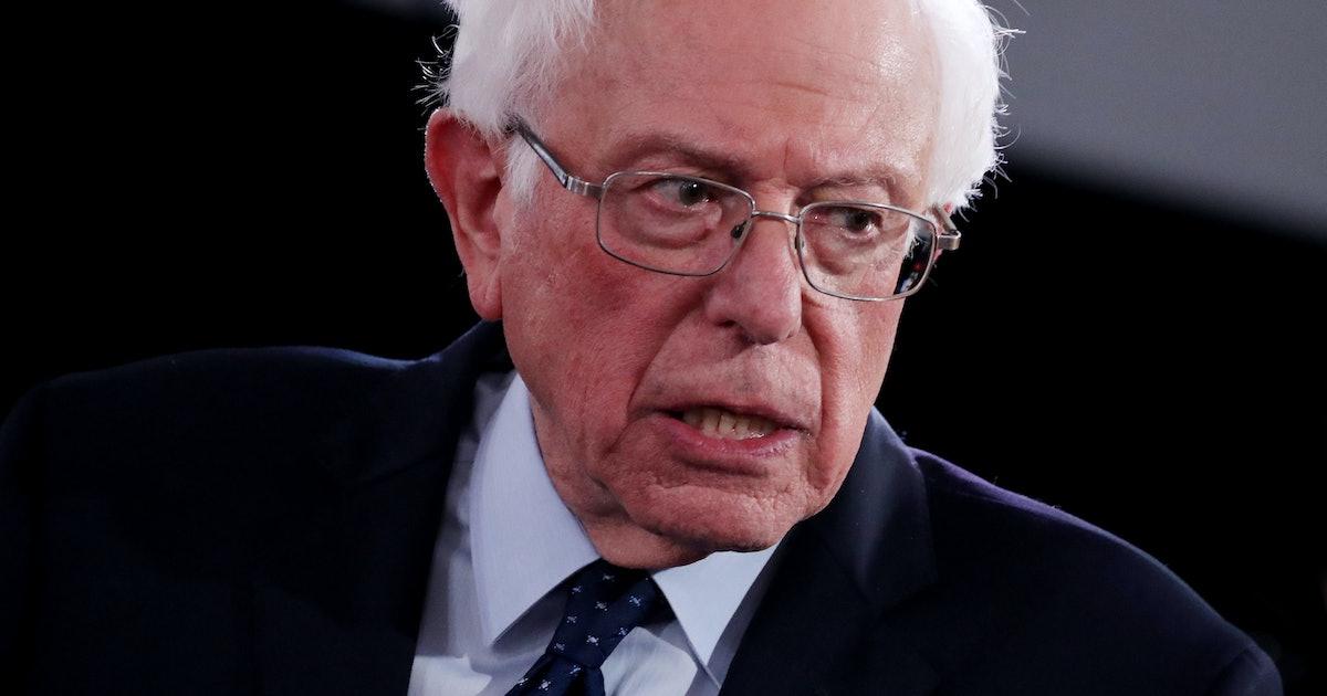 Bernie Sanders promises to reveal UFO secrets if he's elected president