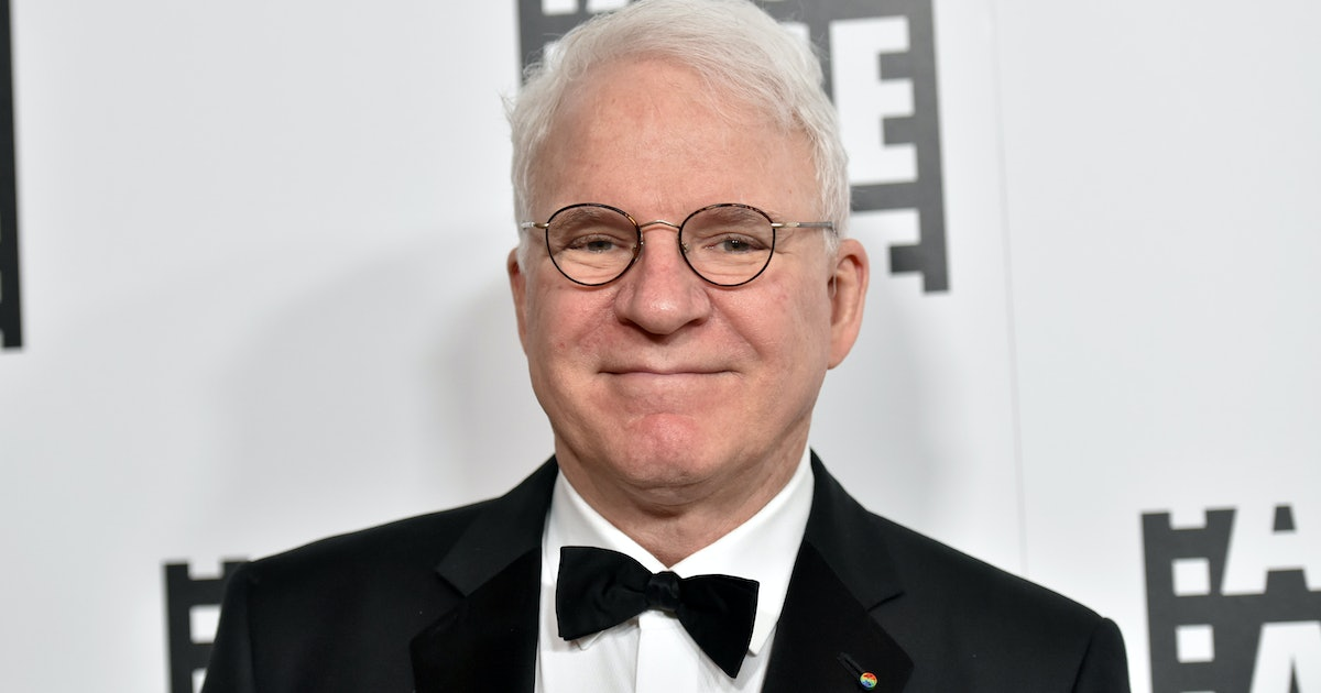 25 Clever Steve Martin Quotes on Longing, the Art World, and Creating Characters