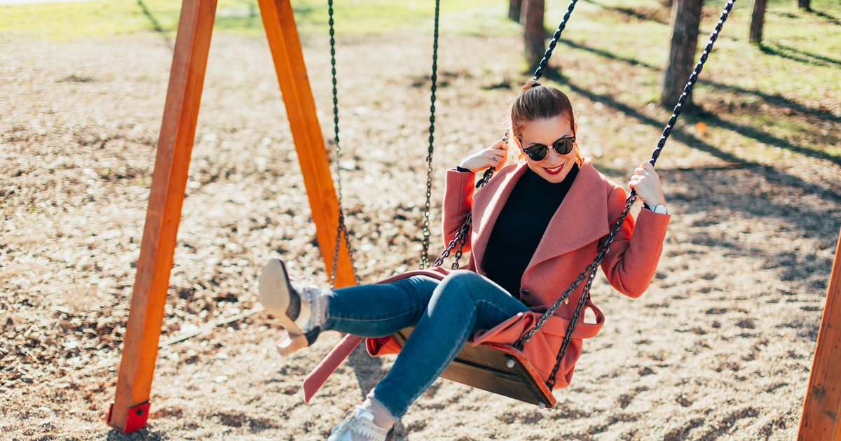19 Instagram Captions For Pictures On A Swing, Because You're Feelin' The Nostalgia