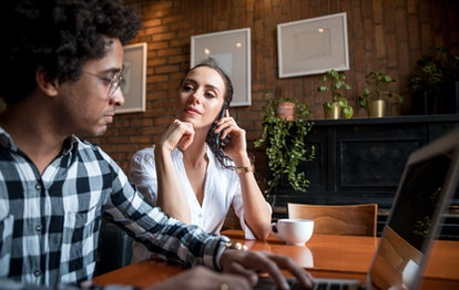 It's essential that you're able to talk about money with your partner.