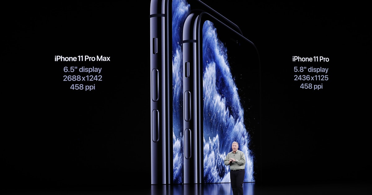 Apple iPhone 11 Pro and Pro Max: Everything we know about the new phones