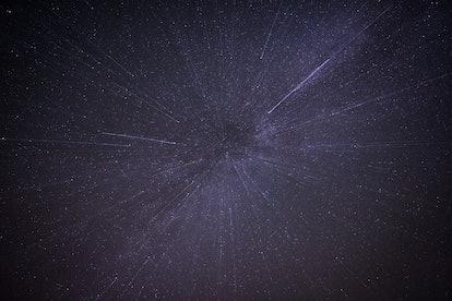 midnight with sky fall, Leh