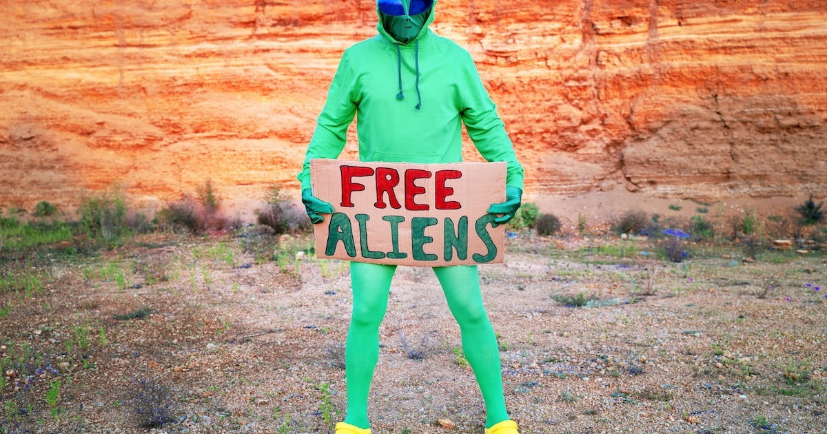 How a 'Storm Area 51' meme made one town declare a state of emergency