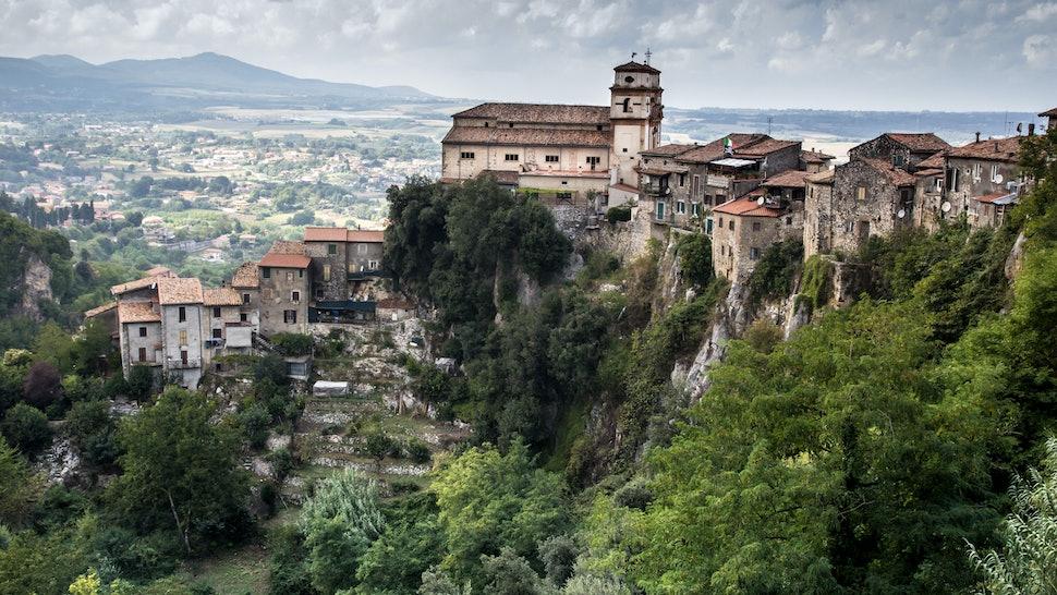 Artena (Rome) Italy