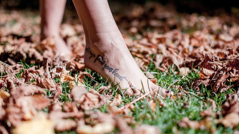 Do Foot Tattoos Hurt 12 Things You Should Know Before You
