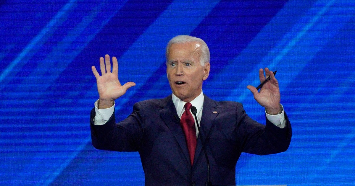 Unpacking Joe Biden's baffling response to the question of reparations