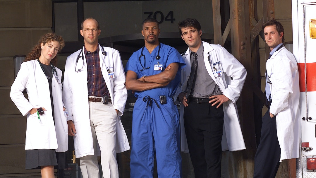 Alex Kingston, Anthony Edwards, Eriq La Salle, Goran Visnjic, Noah Wyle