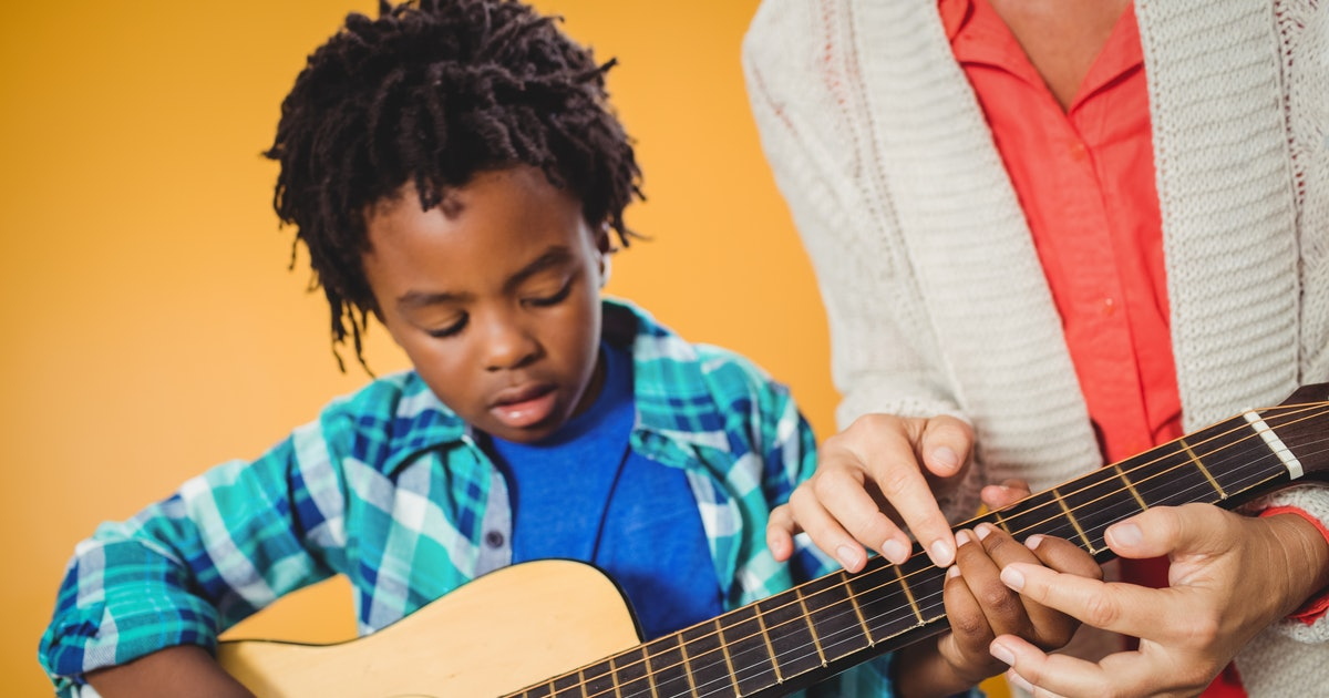 Enrolling Children In Music Lessons Is Great For Their Development In Several Ways, Study Says
