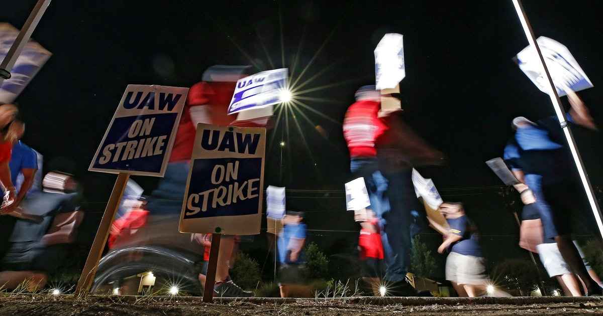 The GM strike shows unions are still a powerful force for change