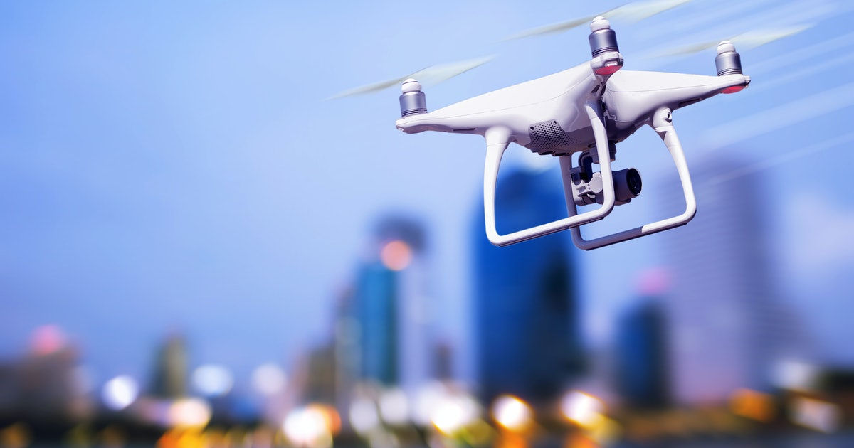 How drones are being weaponized and used to stalk and harass people