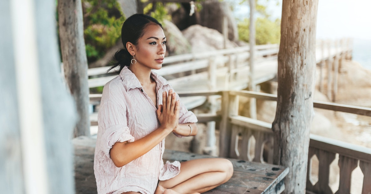 6 Meditations For The September 2019 New Moon To Help You Feel Zen