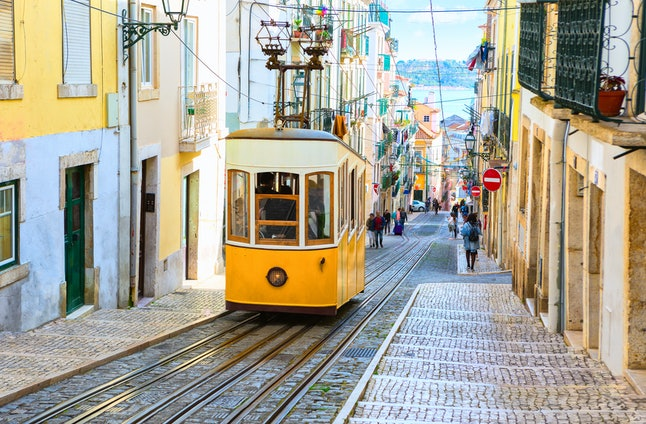 Spend New Year's Eve in Lisbon, Portugal