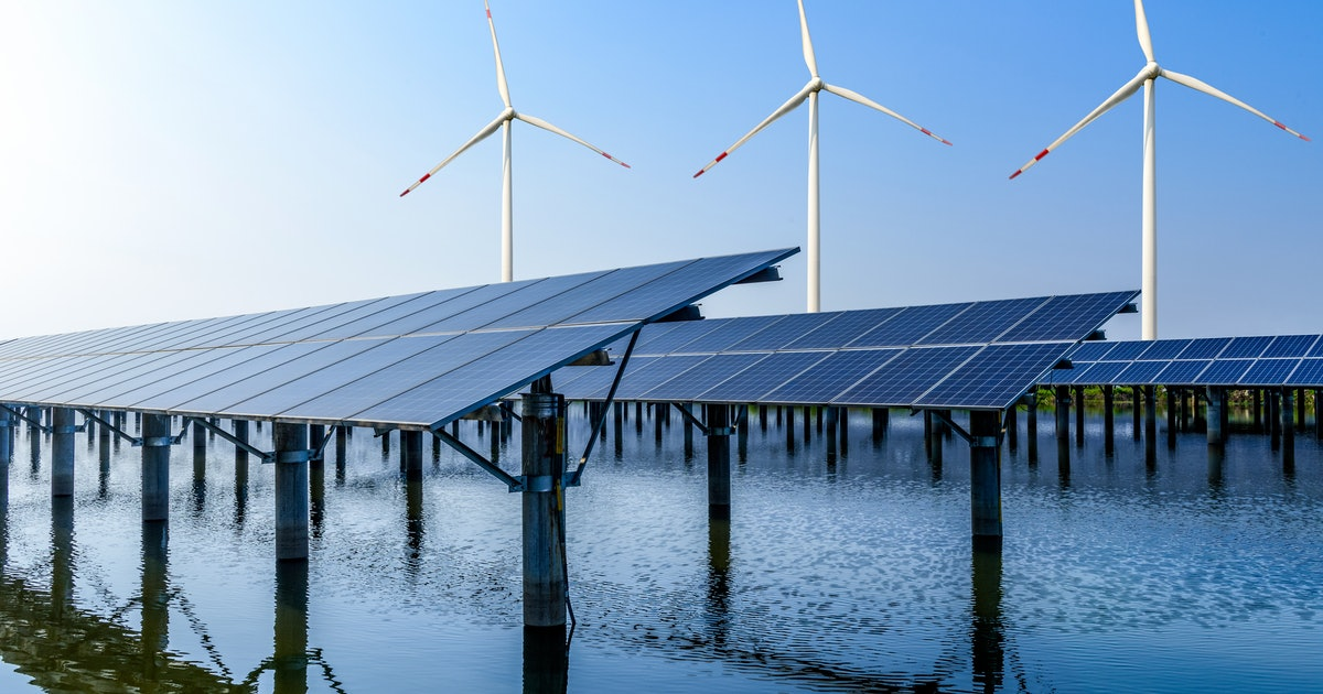 Solar and wind energy are now both cheaper and more sustainable than coal