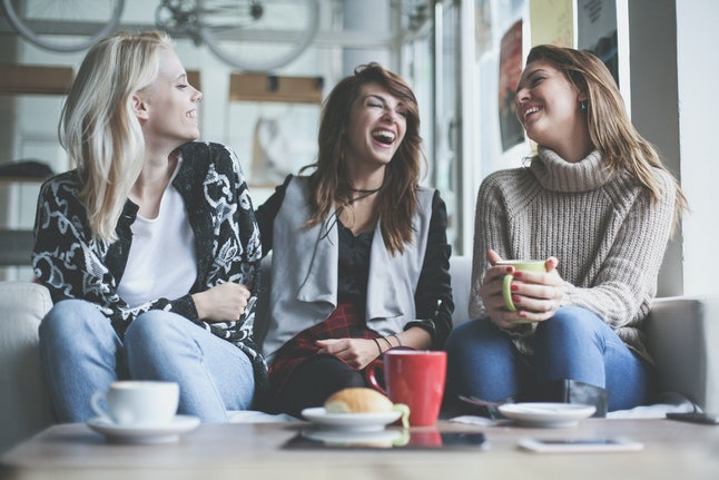 If you think you might feel lonely on Valentine's Day, make plans with friends so you feel more connected.