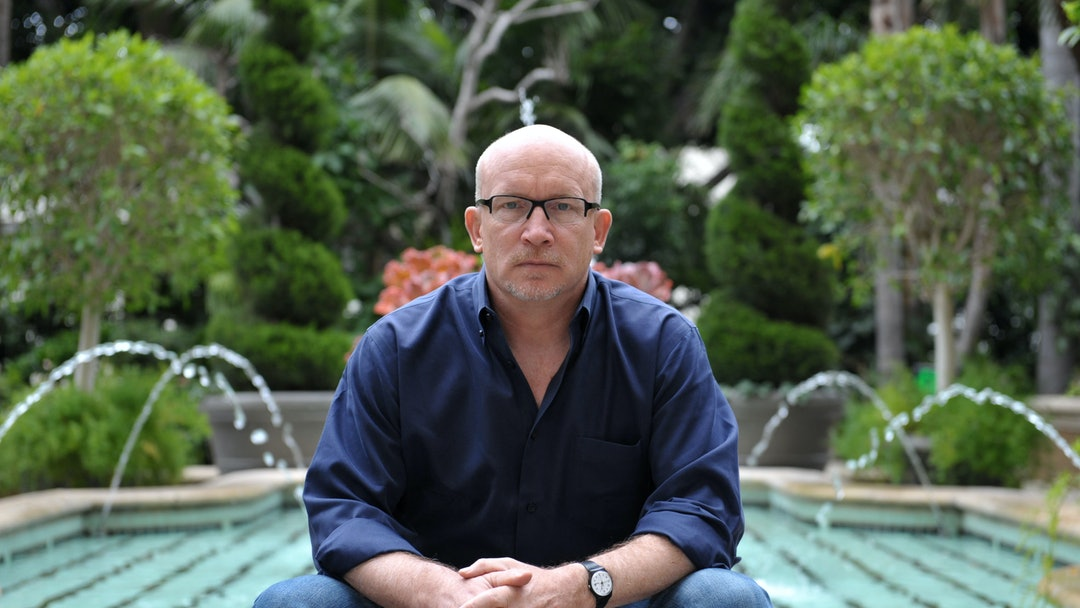 "In this photo, Alex Gibney poses for a portrait at the Four Seasons in Los Angeles. Gibney is the director of the documentary film, ""We Steal Secrets: The Story of WikiLeaks."" The story of WikiLeaks, with its enigmatic leader Julian Assange and recently convicted leaker Bradley Manning, is the kind of real-life drama Hollywood loves, so expect to see multiple interpretations of it on the big screen"