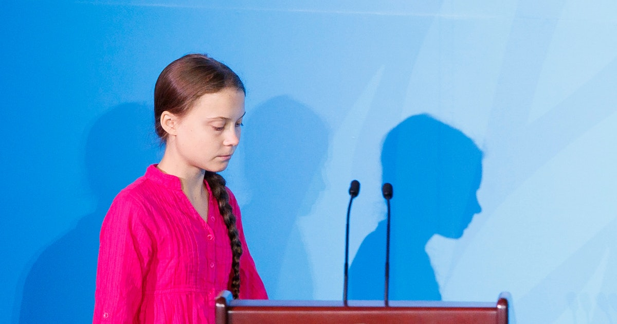 Greta Thunberg and youth climate activists sue five countries over climate change