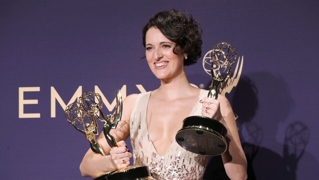Phoebe Waller-Bridge - Lead Actress In A Comedy Series, Writing for a Comedy Series, Comedy Series - 'Fleabag'