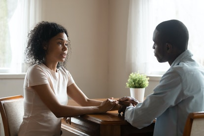 If you haven't communicated your feelings, your partner won't know what's wrong.