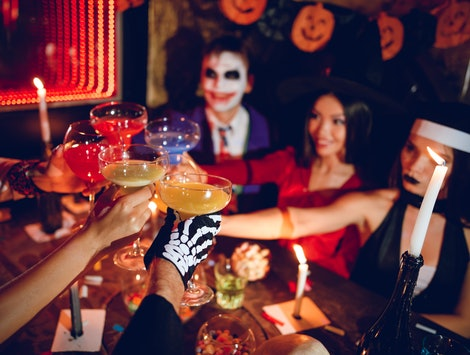 Here's whether or not you should go out on Halloween, according to your horoscope.