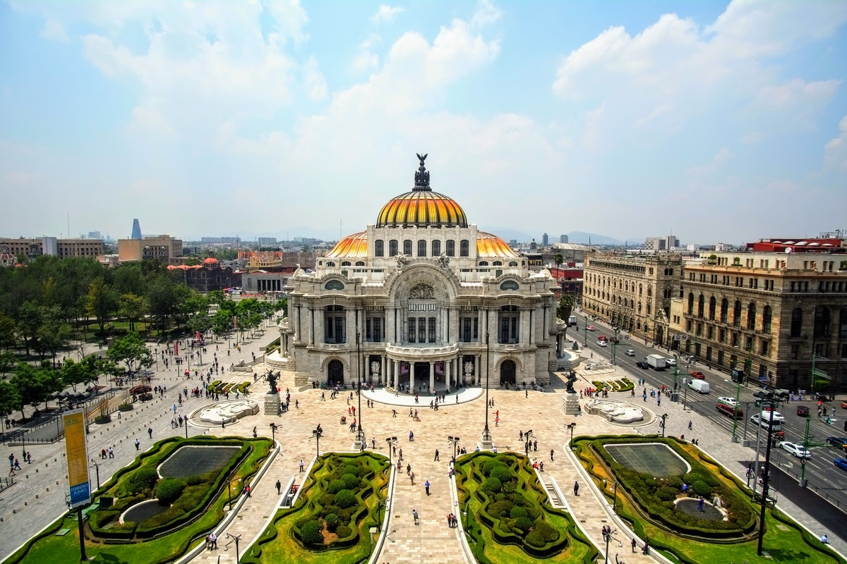 Belles artes Mexico City