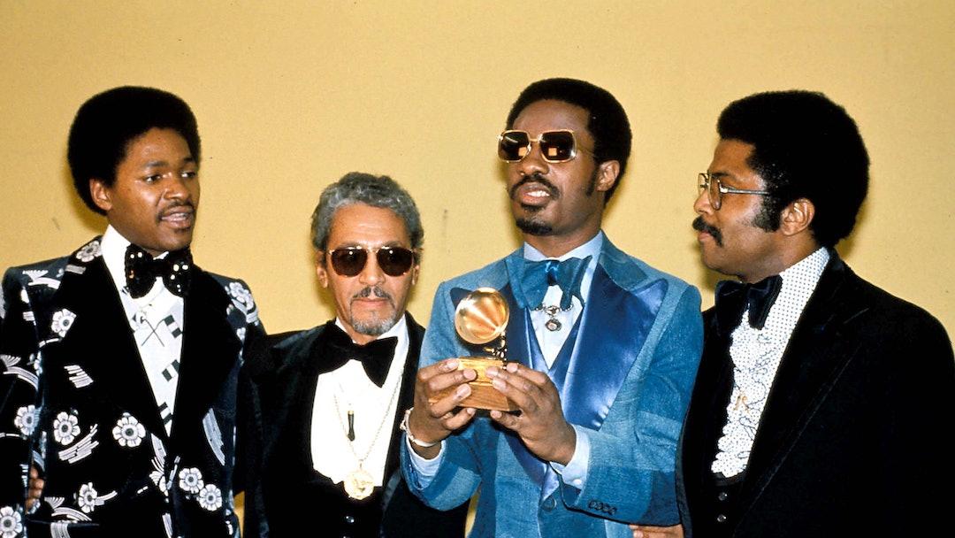Stevie Wonder 1975
