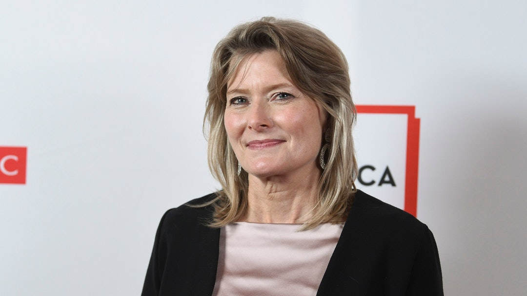 PEN America president Jennifer Egan attends the 2019 PEN America Literary Gala at the American Museum of Natural History, in New York