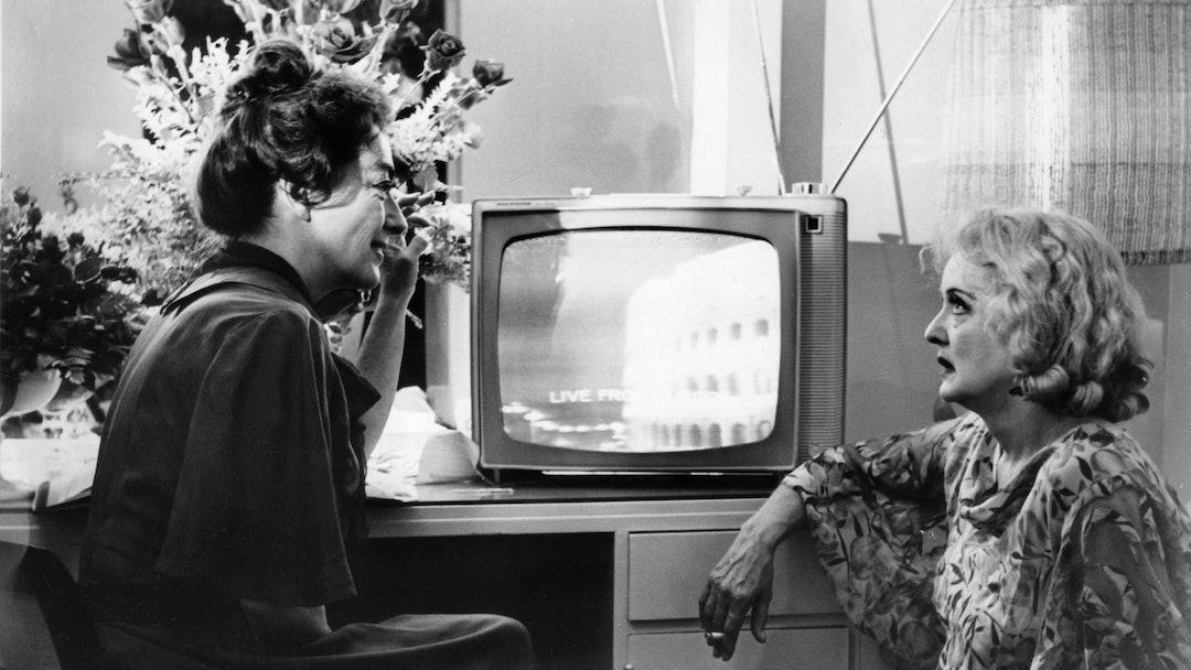 Bette Davis, Joan Crawford