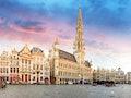 Brussels - Grand place, Belgium