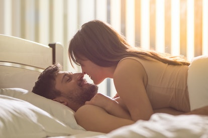 Performing oral sex can be very personal, so some people prefer to do it with someone they trust.