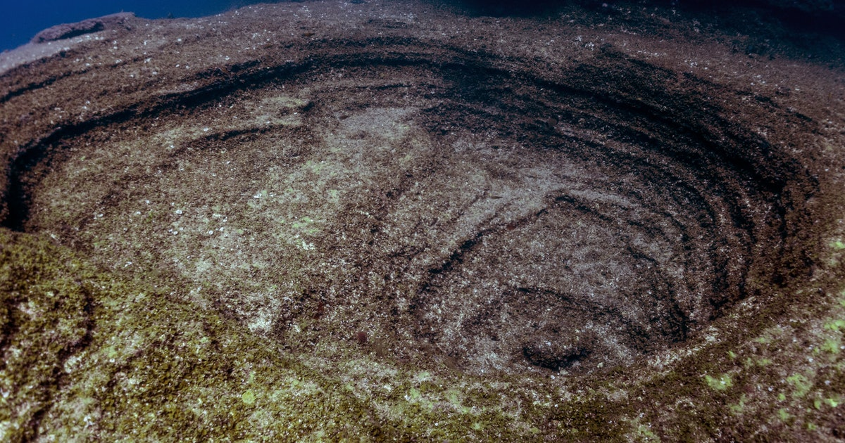 Underwater volcano formation discovered as source of 2018 humming around the world