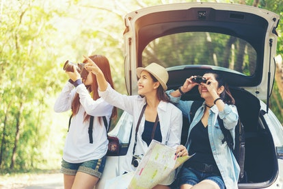 Sagittarius should take a road trip in 2020 to save money but embrace their free spirit.