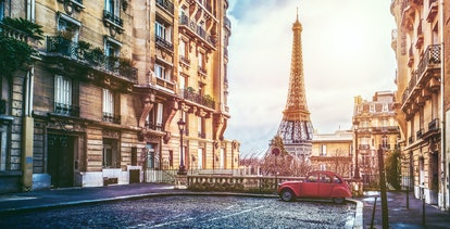 Capricorn should indulge in a vacation to Paris during 2020.