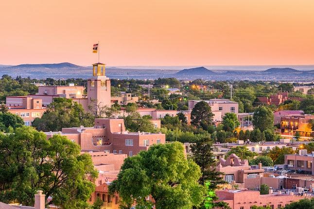 Libra can enjoy both culture and natural beauty by visiting Santa Fe in 2020.