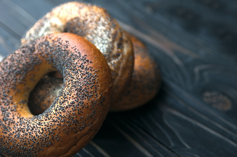 How to get a free bagel on National Bagel Day.