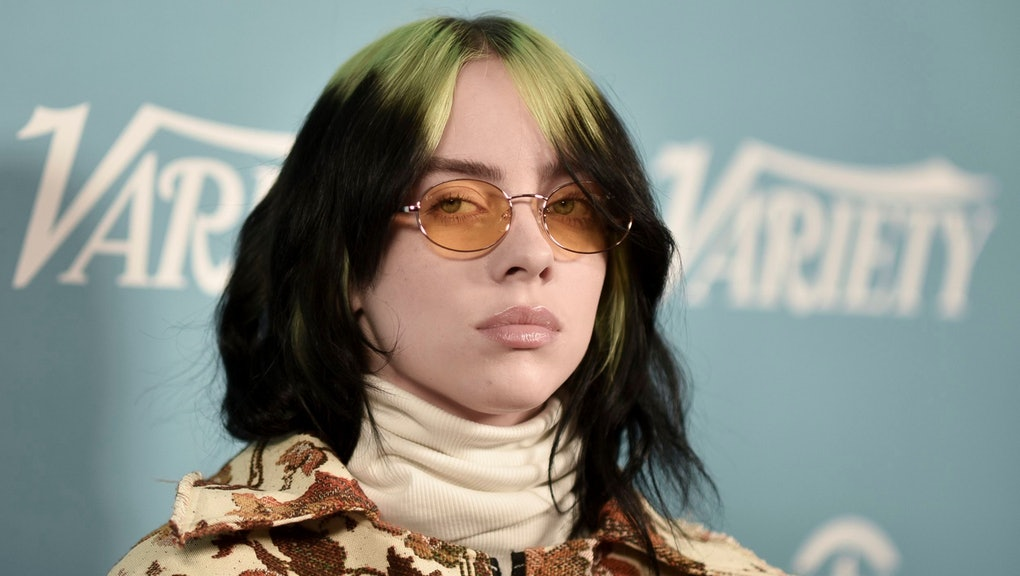 Billie Eilish attends the 2019 Variety's Hitmakers Brunch at Soho House, in West Hollywood, Calif