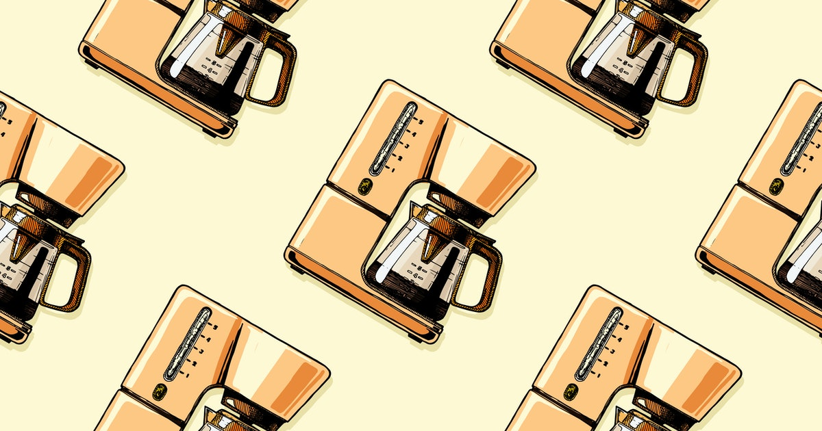 This is the most efficient way to make coffee, according to math